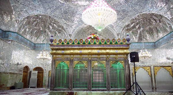 امامزاده جعفر یزد