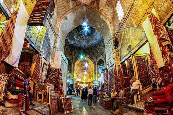 بازارها و سراهای تاریخی یزد
