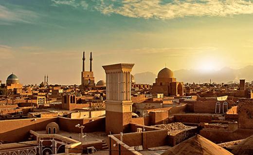 یزد اولین شهر خشتی جهان
