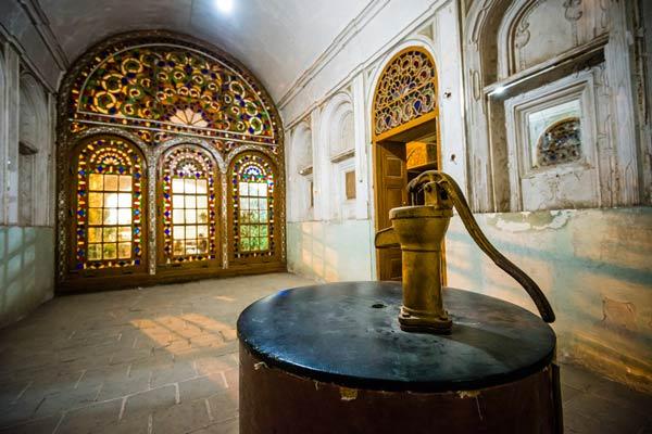 موزه آب یزد - میراثی در خانه تاریخی کلاهدوزها
