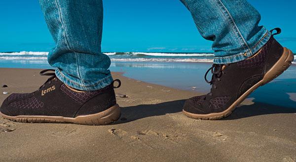 ویژگیهای کفش مناسب سفر - محافظ قلب دوم باشیم