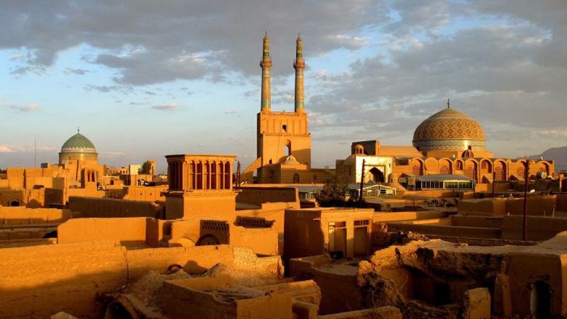جاذبههای شهر تاریخی یزد - اولین شهر خشتی جهان