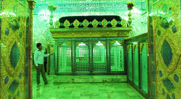 امامزاده سید جعفرمحمد یزد