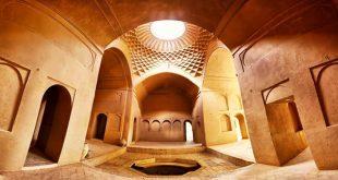 جاذبههای تاریخی شهر مهریز