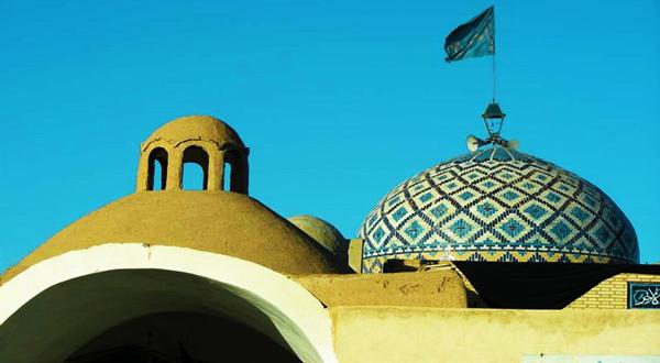 امامزاده سید گلسرخ یزد