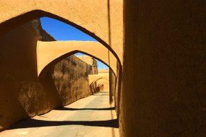 کوچه+شهر+یزد