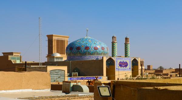 امامزاده سید تاجالدین یزد