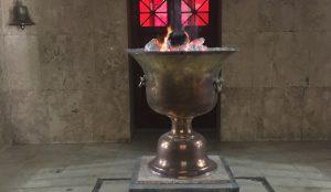 آتش 1500 ساله