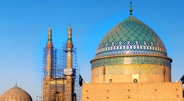 امامزاده سید رکنالدین محمد یزد