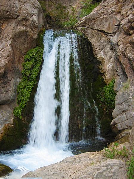 آبشار آسیاب رود