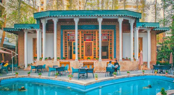 باغ موزه هنر ایرانی کجاست؟