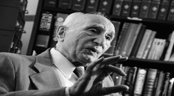 احسان یارشاطر بنیانگذار دانشنامه ایرانیکا