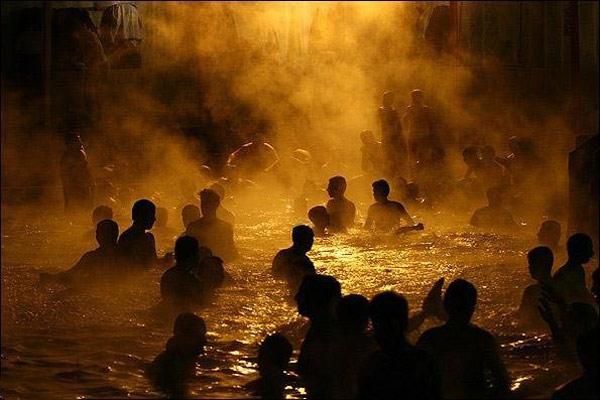 آب گرم یله گنبد