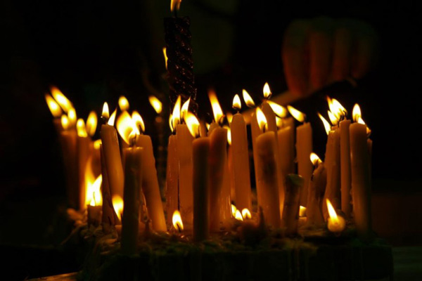 آیین شمع گردانی