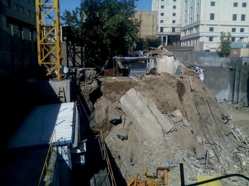 تخریب مسجد سیدان