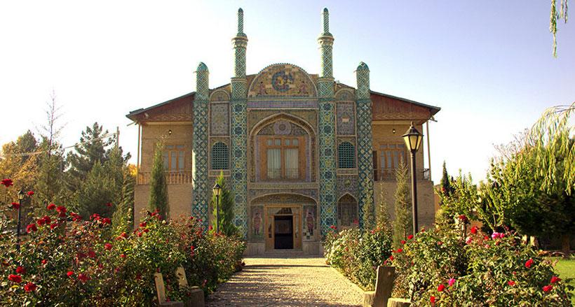 عمارت مفخم - باشکوهترین بنای جا مانده از دوران قاجار در شهر بجنورد