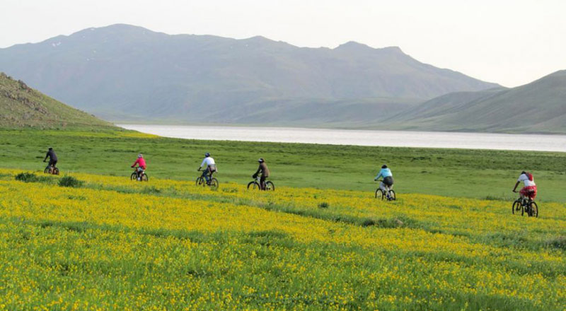 دوچرخه سواری در نئور