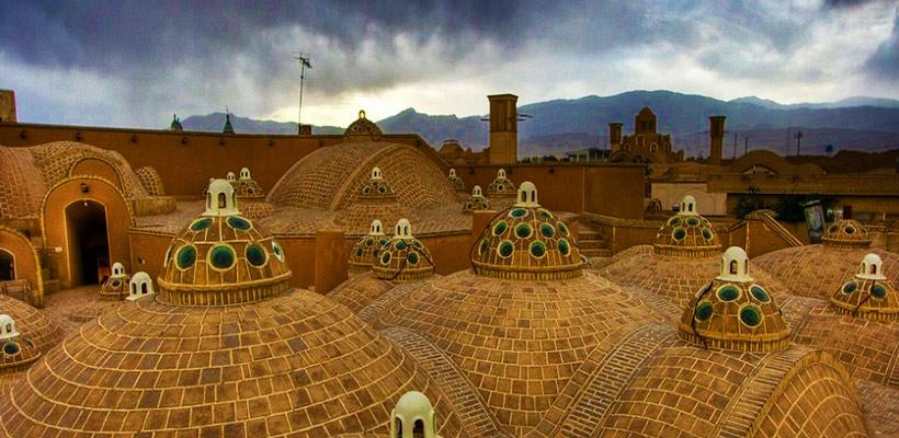 شهر کاشان