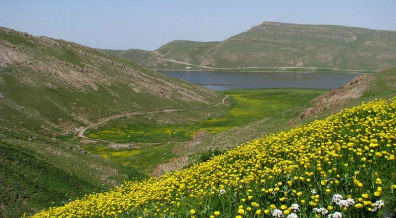 طبیعت دریاچه نئور