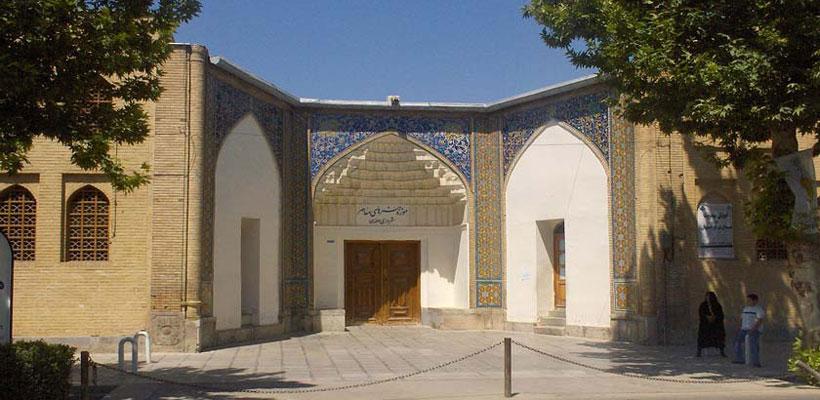 نمایشگاه آیینهای محرم - موزه هنرهای تزئینی