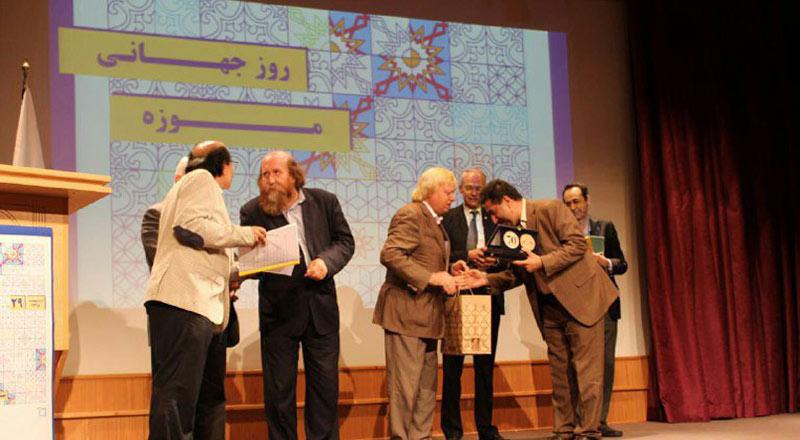 مراسم انتخاب موزه های برتر ایران
