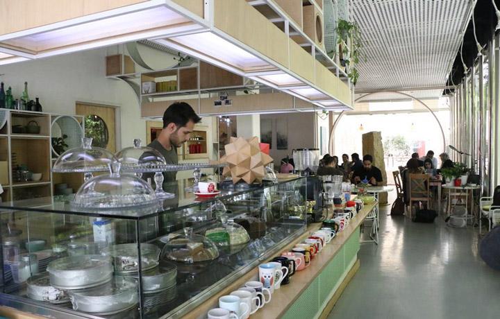 کافه هایکو کریمخان